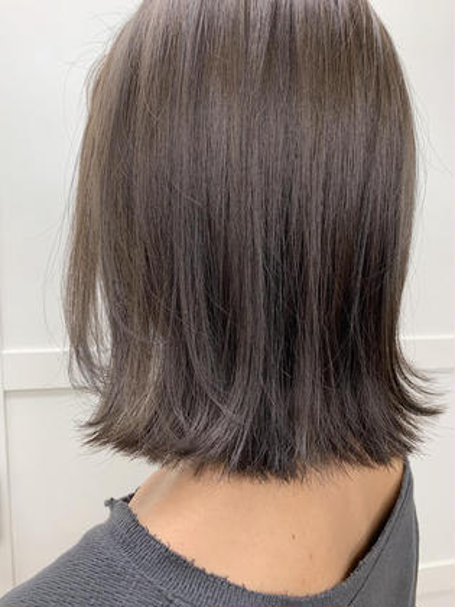 I'z所属の服部真之右トップスタイリストのヘアカタログ