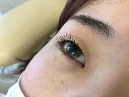 まつ毛パーマ eyelash SeekDea所属・田中ひめのフォト