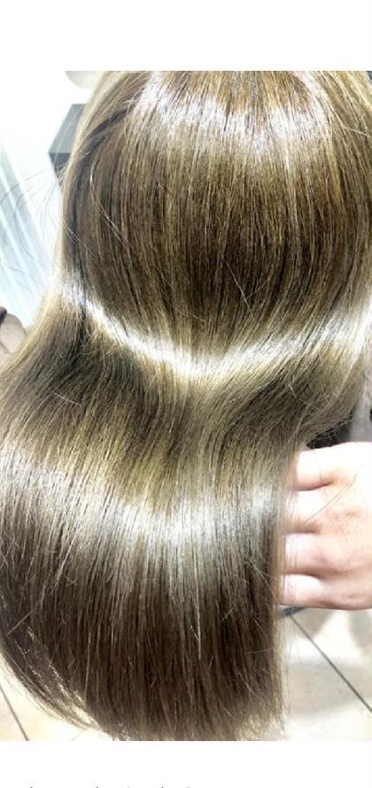 【🌈エイジング毛でも安心🌈】根元カラー+髪質改善ボトメント ¥14,680→¥7,000