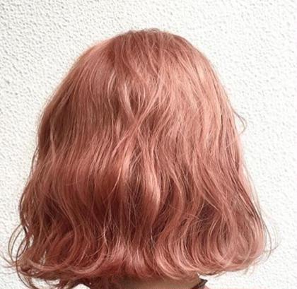 カラー×ブリーチ ¥10000 estbyvalletta所属・KENTA(ケンタ)のスタイル