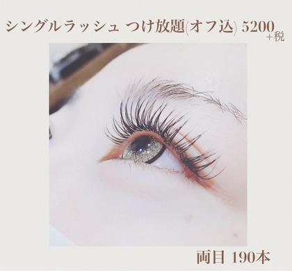 TAZ hair/EYELASH所属・TAZ hairEYELASHのフォト