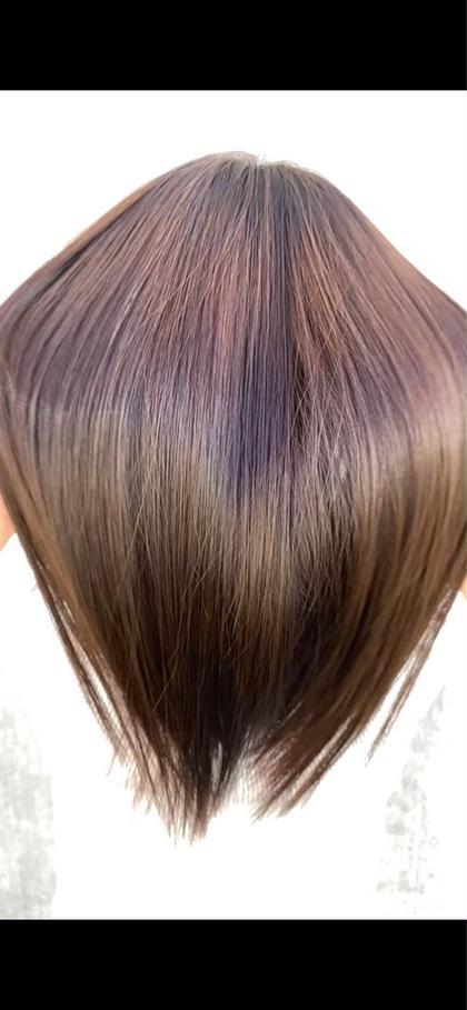 🍊【髪質改善】🍊TV、雑誌連載♡業界屈指のサイエンスアクア♡この湿気の多い季節に縮毛矯正とは違います😊🌈🌈