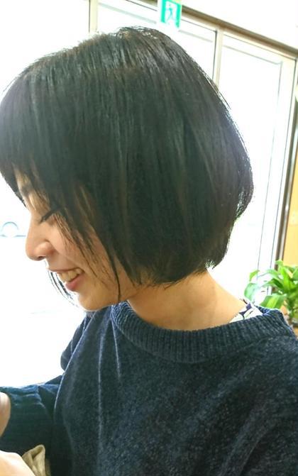 vanilla HAIR CRAFT GARDEN所属・三鍋隆介のスタイル