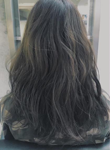 ☆アッシュカラー透明感☆ Agu  Hair mire 高円寺所属・稲毛俊輔のスタイル