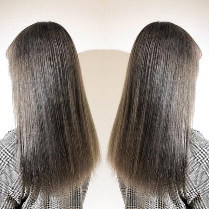 💕初回2回目限定💕😈😈カット&Wカラー(ブリーチ込み)&髪質改善4stpトリートメント😈😈