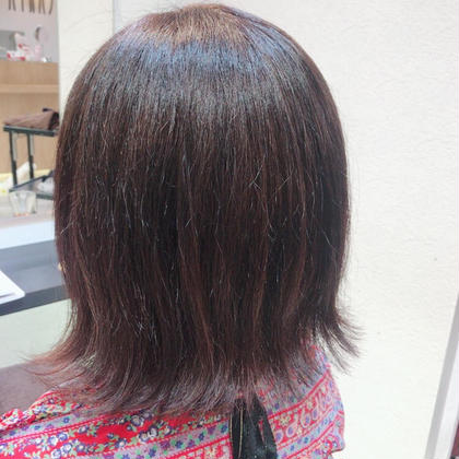カラー 白髪染め1000円🌟 3stepトリートメント1000円🌟