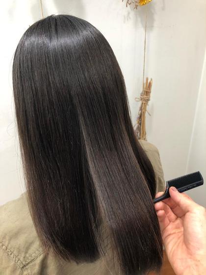 🌈6月限定🌈髪質改善が出来る縮毛矯正⭐️話題沸騰中です⭐️髪質改善縮毛矯正+シルクトリートメント