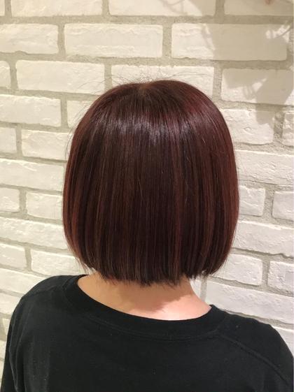 赤紫に💕 Ashいずみ中央店所属・守杏菜のスタイル