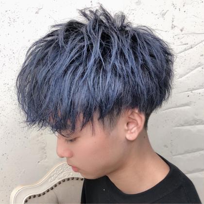 垢抜けたい方必見‼️ カット+ブリーチ+カラー✨  自分に似合う今トレンドの髪型と髪色をお届け致します。