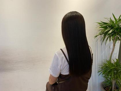 髪質改善N.ケラ熱トリートメント🌟