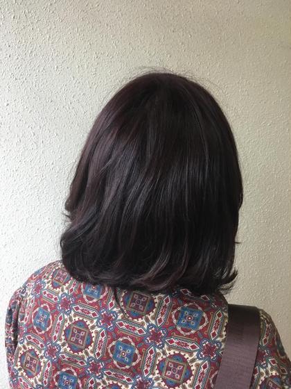 hair resortAi西日暮里所属・芹澤美咲のフォト