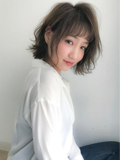 【joule新宿三丁目】カット+トリートメント