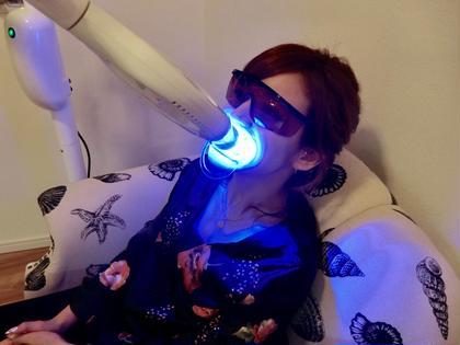 最新最先端のホワイトニング Light Beauty銀座店所属・福地さんのスタイル