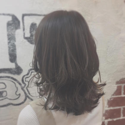 ミニモ限定カット & メルトカラー