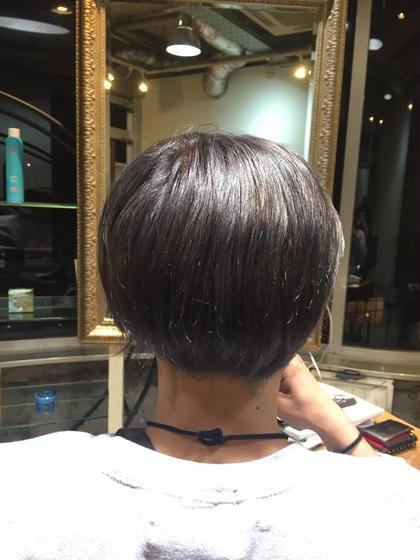 ☆プラチナグレー ブリーチ必須です!!! ダブルカラー¥6000 salon de MiLK所属・園田友梨香のスタイル