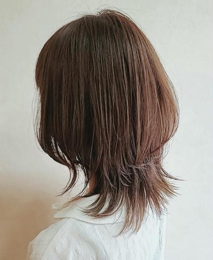 マスクに負けない!【minimo限定】前髪カット+前髪矯正+トリートメント