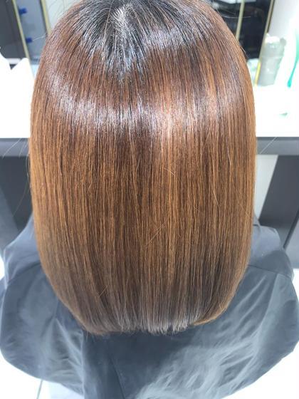 今話題!🍀髪質改善酸熱トリートメント🍀