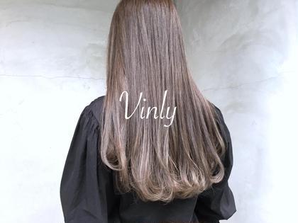Vinly所属の吉本規彦のヘアカタログ