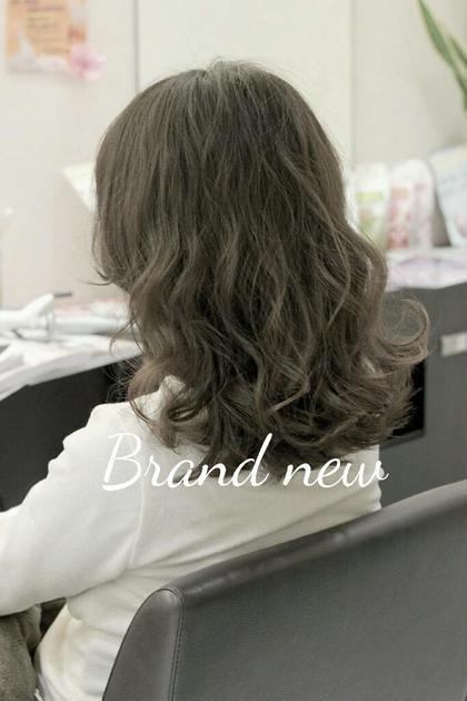 hair make Brand new天王寺店所属・乾亮太のスタイル