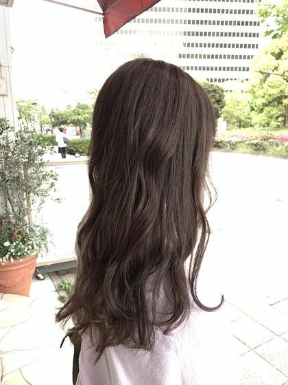 TU.LUCE所属のモリタミズキのヘアカタログ