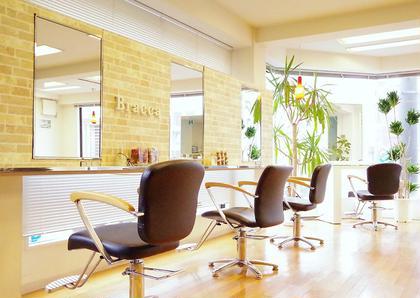 店内写真 Hair Make Bracca所属・富山大輝のスタイル