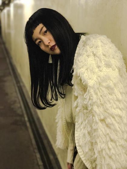 モードでもストリートでも相性の良い攻めバング☆ KiRANA SARI所属・ジョウイッセイのスタイル