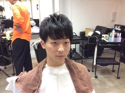 JUNESman目白男髪所属・坂西竜のスタイル