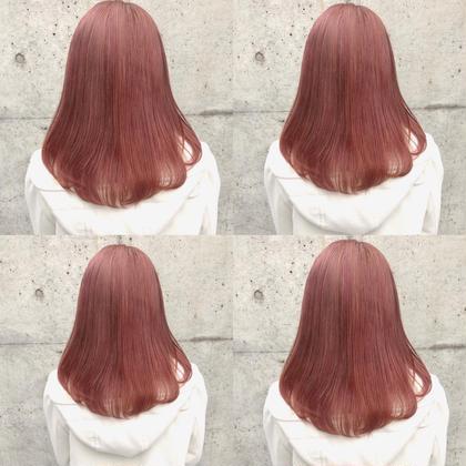 🌹髪質改善シルクcolor🌹