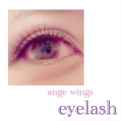 Cカール/120本  ange wings×allys hair所属・西葉月のフォト