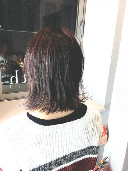 Lafithhairlien所属・山条和範【店長】のスタイル