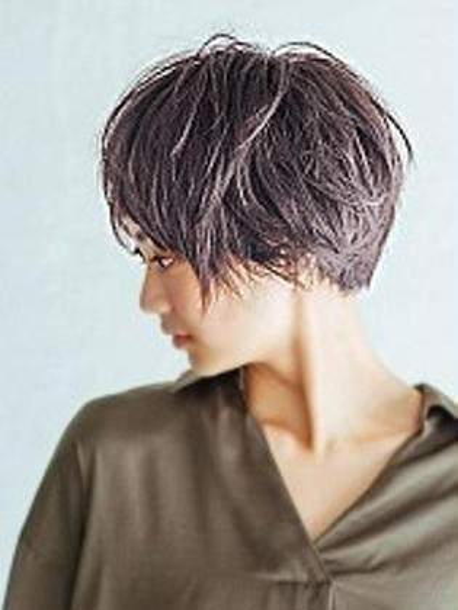 【men's】NEW OPEN限定 amieデザインカット(ブロー込)¥2200☆