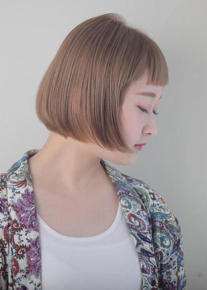 lotyhairdesign所属のloty店長ロティーのヘアカタログ