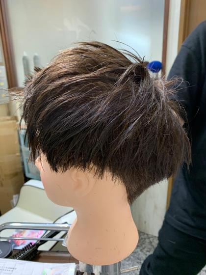 メンズカット練習させてください!色々な髪型切りたいです😢❤️❤️マッシュなども!シャンプー込み!