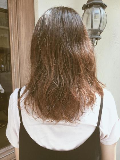 nary所属・高橋杏奈のスタイル