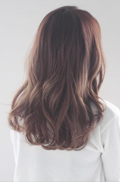 〔elena 🌻フルコース〕 カット& カラー& 縮毛矯正 & デジタルパーマ & トリートメント