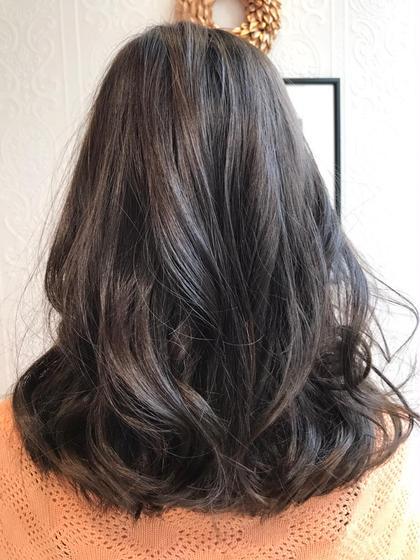 hair&make EARTH 横浜店所属・蓑輪博康のスタイル