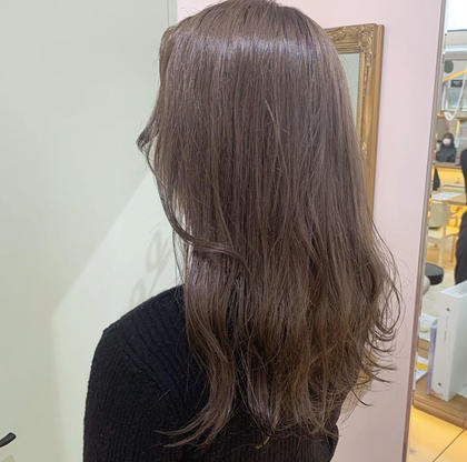 【NEW🌟】髪質改善⚡️前処理煌水トリートメント+イルミナorアディクシーカラー+うるつやトリートメント