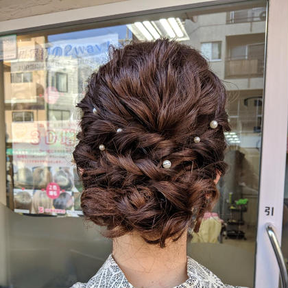 HAIR   key-note所属の沖泙喜美子のヘアカタログ