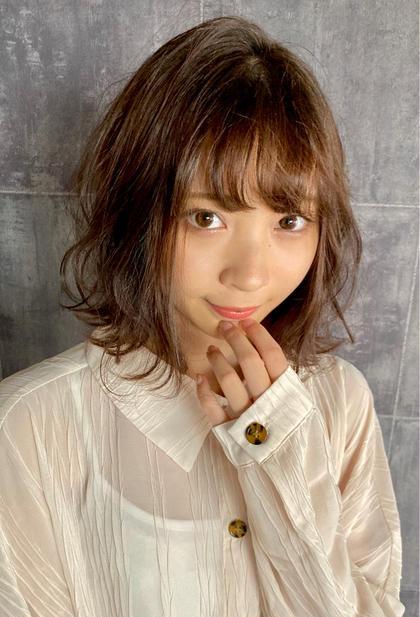 ✨前髪カット+カラー+2stepトリートメント✨+2000円でイルミナカラー🌈orフュージョニスト🌈に変更できます✨