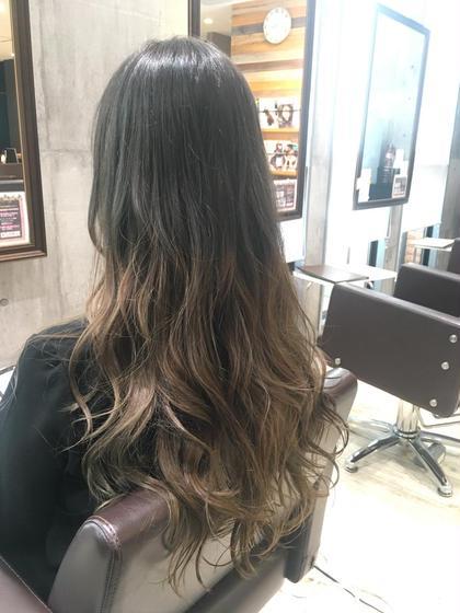 ✂️前髪カット+奇跡の光色✨イルミナカラー