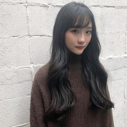 《メンテナンスプラン🧸🤍》前髪カット&TOKIOインカラミトリートメント&炭酸クレンジングシャンプー