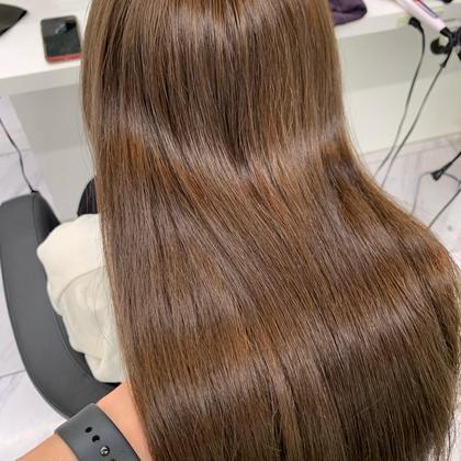🤍話題の髪質改善🤍✨ 酸熱トリートメント➕数名様限定カット✨