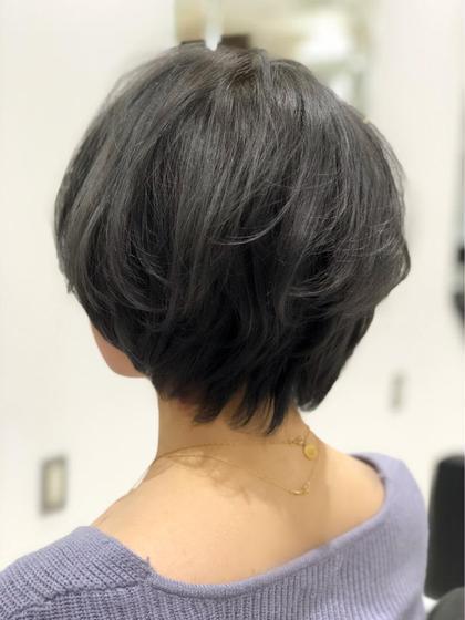 ✨イルミナカラー使用のダブルカラー+髪質改善TOKIOトリートメント✨