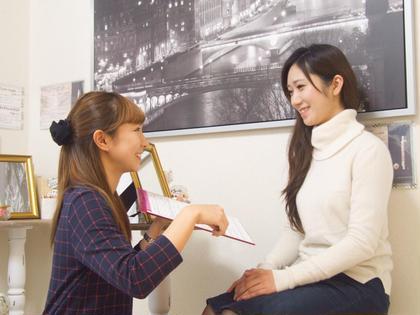 カウンセリングはお客様のご要望添えるようしっかり行っていきます☆ DeardBUENA所属・田中美里のフォト