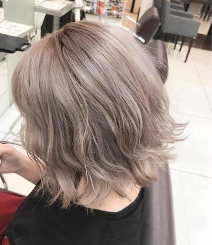 出原和弥のミディアムのヘアスタイル