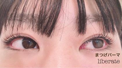 liberate eyelash所属・林由梨佳のフォト
