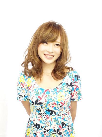 a.meteru-KAMIYUI所属・山田睦のスタイル