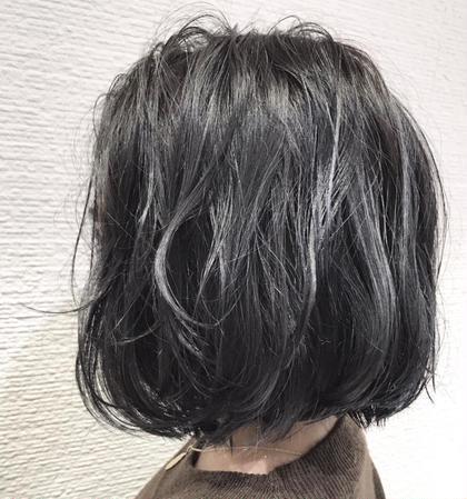 Ash 三鷹店所属・マネージャー桜井 健一郎のスタイル