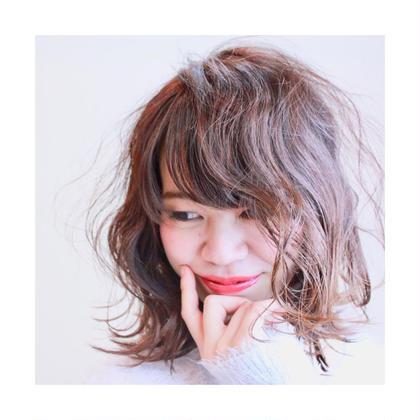 bloomsweet所属の青木駿一のヘアカタログ