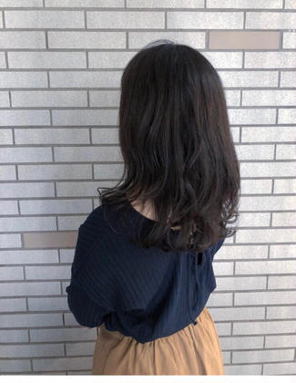 【化粧水配合】カット&コスメパーマ&2ステップトリートメント